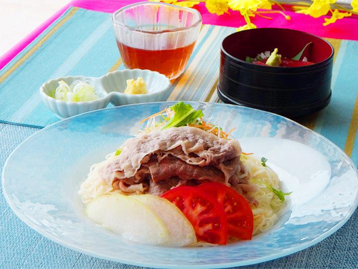 カジキ鮪の生姜焼
